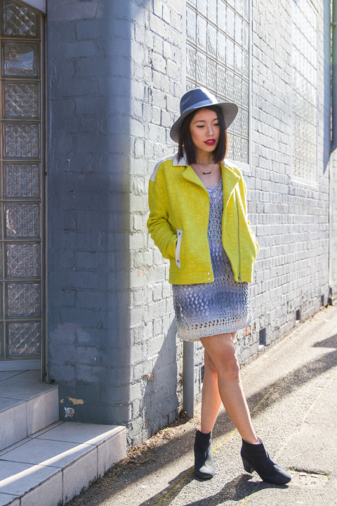 k-is-for-kani-life-with-bird-yellow-jacket-berenika-knit-dress-ace-of-something-fedora-1