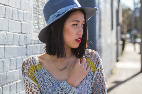 k-is-for-kani-life-with-bird-yellow-jacket-berenika-knit-dress-ace-of-something-fedora-2